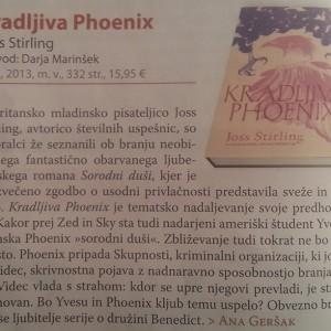 Kradljiva Phoenix v Bukli