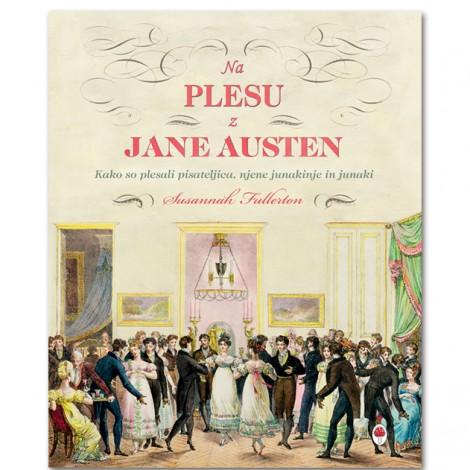 Na plesu z Jane Austen naslovnica