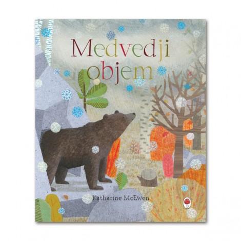 Medvedji objem naslovnica