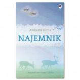 Naslovnica romana Najemnik