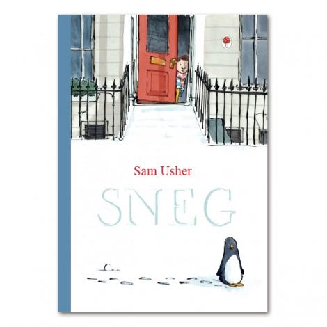Sneg naslovnica