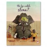 Ste kje videli slona? naslovnica