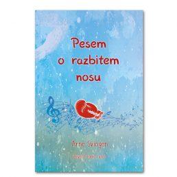 Pesem o razbitem nosu naslovnica