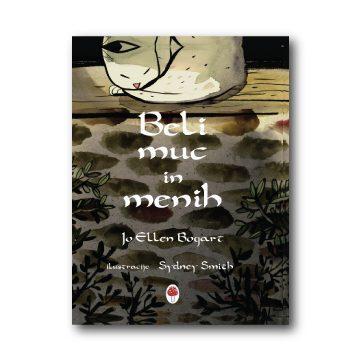 Beli muc in menih, naslovnica