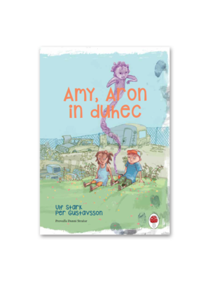 Amy, Aron in duhec, recenzija Bukle
