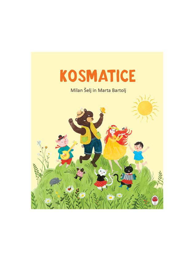 Vabljeni v Kosmatice!  (V Knjigarno LGL, Krekov trg 2, Ljubljana)